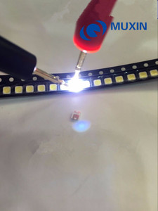 Image 4 - For SAMSUNG LED LCD Backlight TV Application LED Backlight TT321A 1.5W 3V 3228 2828 1000PCS Cool white LED LCD TV Backlight