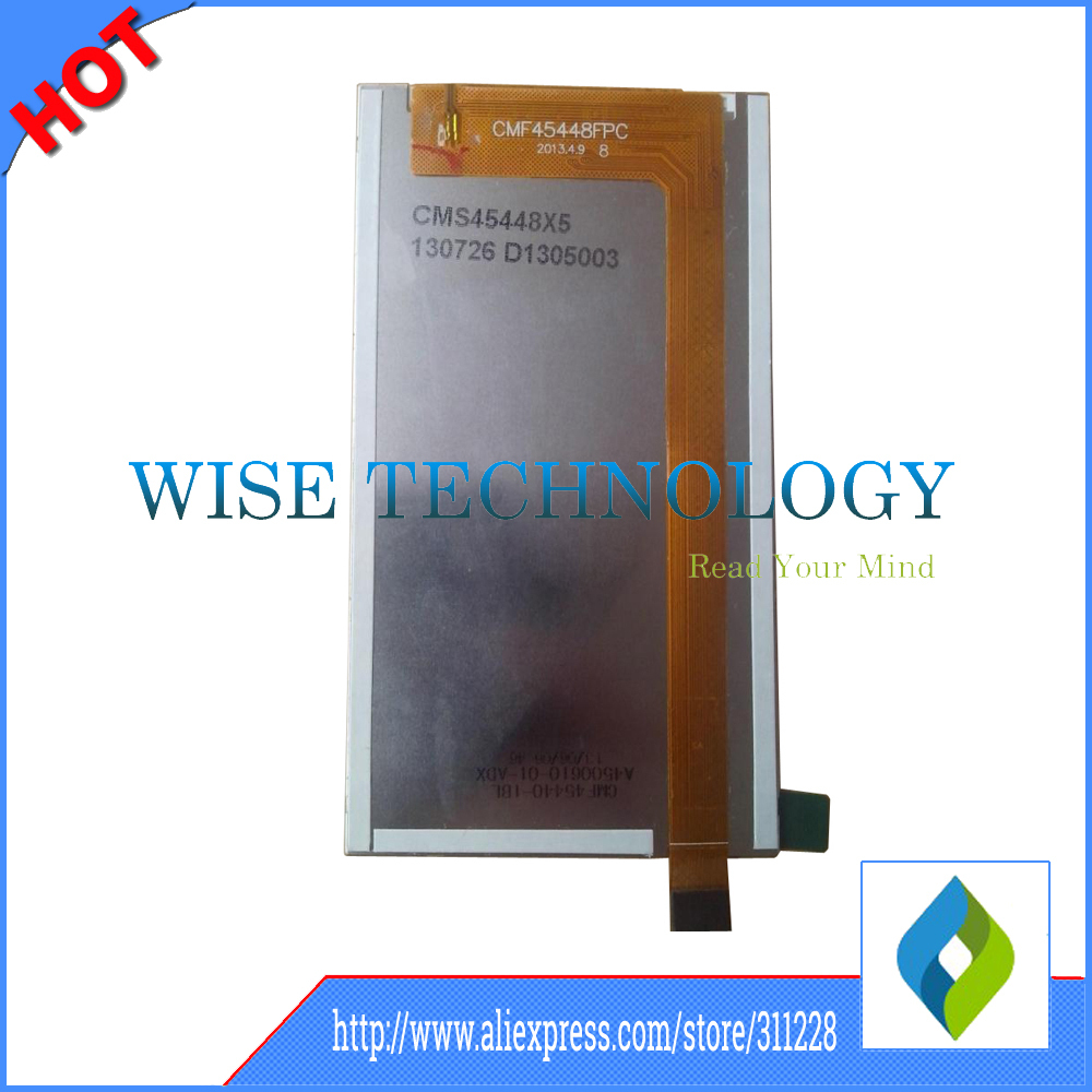 Para SAGA X1 pantalla LCD display panel CMF45448FPC, teléfono móvil LCD
