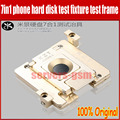 NEW 100% Original  7in1 phone hard disk test fixture test frame support 4G / 4S / 5G / 5C / 5S / 6G/6P series testing tools
