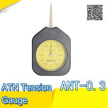 Dail napięcie gauge ANT-0 3-1 cyfrowy napięcie gauge dail gauge z pojedynczej igły tanie tanio ATN-0 3 Shahe ANALOG 0 3N