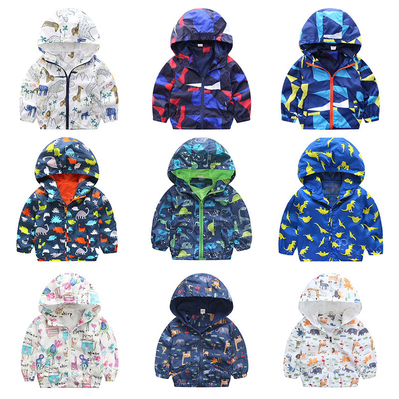 0d660bbe3 Spring Children Coat Autumn Kids Jacket from Aliexpress - IamHolic