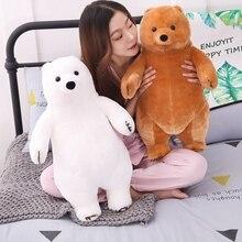 58 Cm Plush Toys Soft Bears Stuffed Animal Grizzly Polar Bear Panda Plush Toys For Children & Fans Gift цена и фото