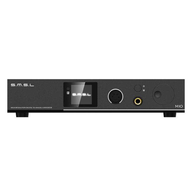SMSL M10 AK4497 Chip Full balanced headphone amplifier& DAC Support DSD512 PCM768kHz USB Digital Decoder Power Amplifier 2