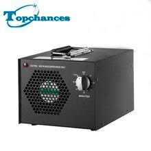 Di alta Qualità 1.2g commerciale generatore di ozono con luce UV Cleaner Fresh Clean Air for Living Home Office camera Da Pranzo camere