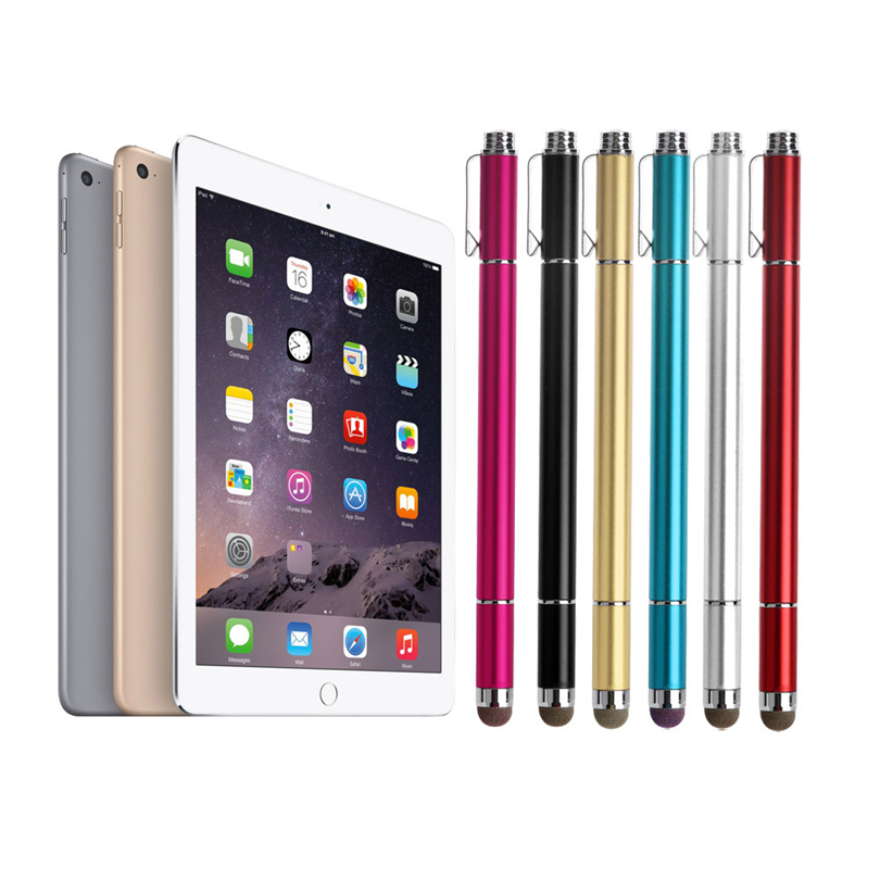 Tablet Touch Screen Stylus 3IN1 High Precision Capacitive Universal Stylus Pen For IPhone/Samsung/Android Capacitive Screens A20
