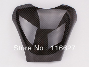 Freeshipping Carbon Fiber Fuel Gas Tank Protector Pad Shield For Honda CBR600RR 2003-2006