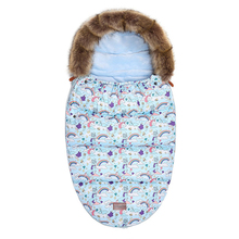 Windproof Baby Sleeping Bag Winter Warm Stroller Sleepsacks Robe For Infant Universel Stroller Accessories Sleeping Sack thick baby stroller sleeping bag winter warm newborn foot cover infant windproof sleep bag stroller sleepsacks pram cushion