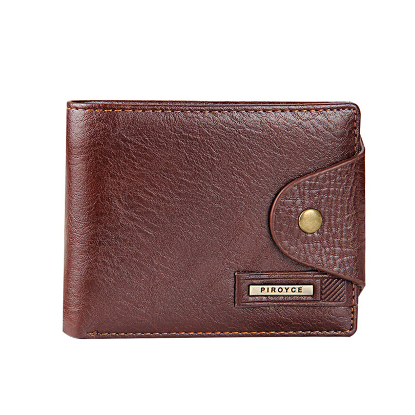 2016 Fashion Men Wallets With Coin Pocket Famous Brand Wallet Retro Hasp Mens Wallet Male Purse Card Holder for Men Carteira fashion men wallets famous brand genuine leather wallet hasp design wallets with coin pocket purse card holder for men carteira