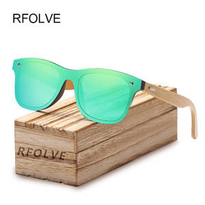 a8b02324f RFOLVE Men Driving Sun Glasses Women Polarized Frame Oculos