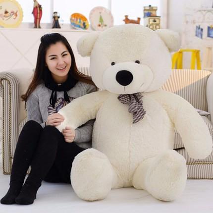 HTB1vLdNKXXXXXbOXpXXq6xXFXXX2 - 100CM Hug Teddy Bear Urso De Pelucia Plush Stuffed Animal Dolls