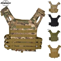 Tactical Military Molle Vest CS Wargame Airsoft Combat Vest Airsoftsports Tactical Vest Outdoor Hunting Sports Protective Vest