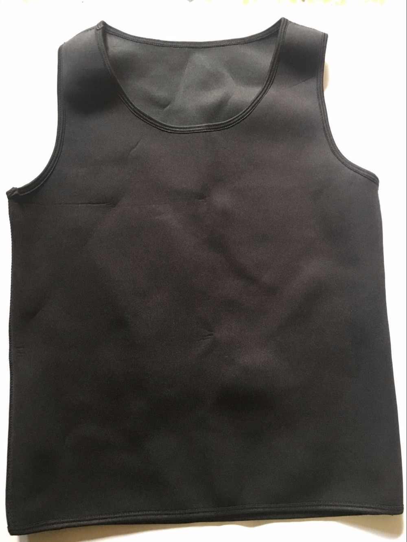 DIMUSI мужской летний жилет мужской тренажер для талии утягивающий корсет дышащий мужской корсет моделирующее белье мужские куртки без рукавов, TA109