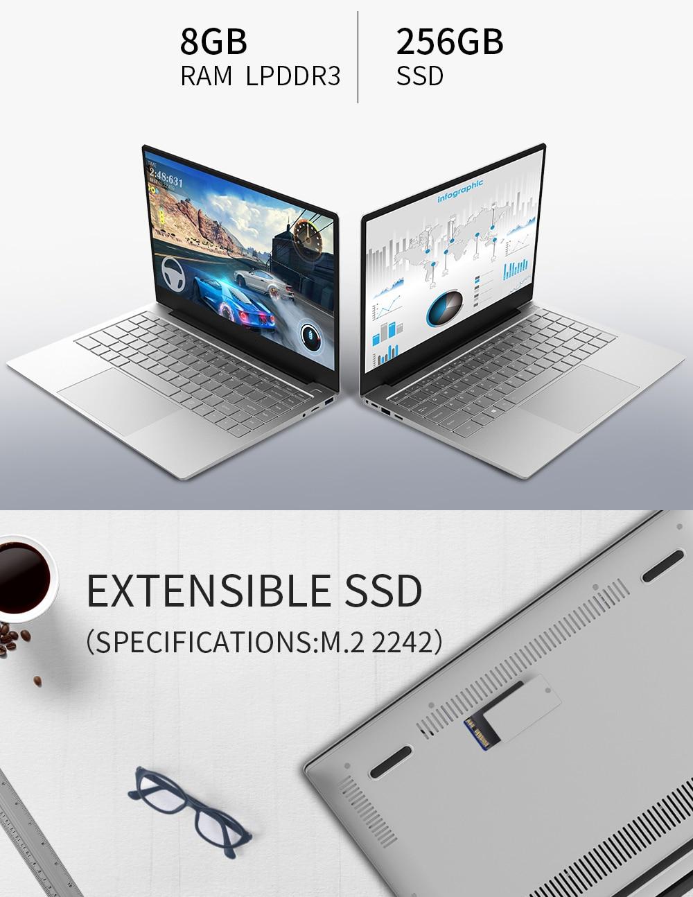 Jumper EZbook X4 Pro Laptop (7)