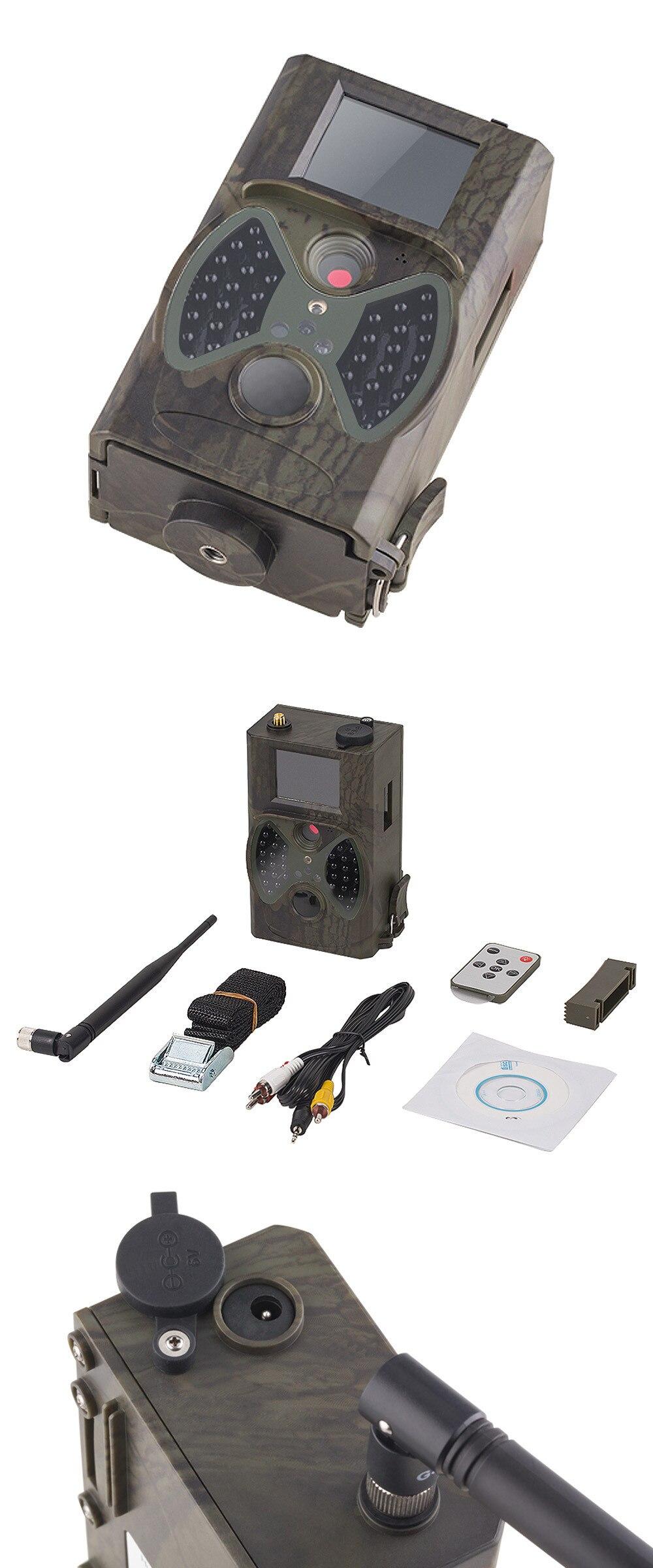 Wildlife Camera Trap 12mp Trail Cameras MMS  (9)