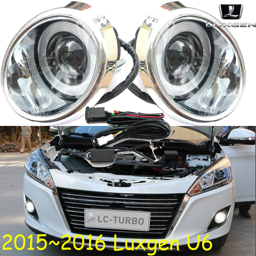 Здесь можно купить   Luxgen U6 daytime light;2014~2016, Free ship!LED,Luxgen U6 fog light,Luxgen U6 Автомобили и Мотоциклы