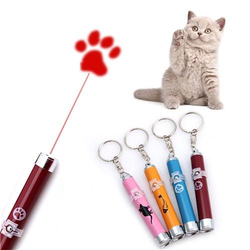 LED Cat Pointer Toy Cat Toys
