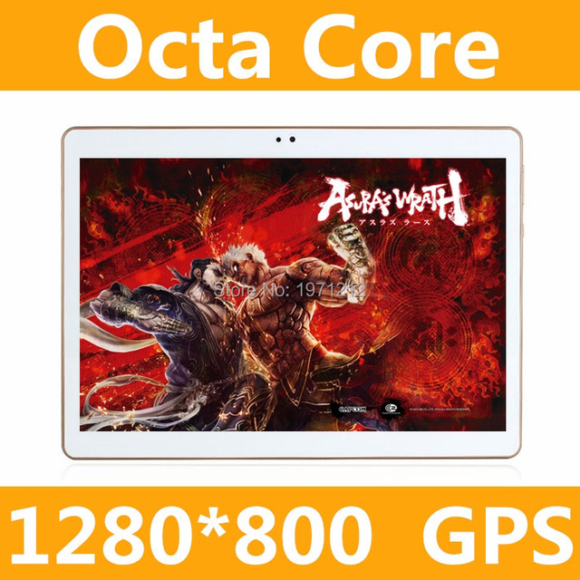 New Octa Core 10.1 Inch tablet MTK8752 Android Tablet 4GB RAM 32GB 64GB ROM Dual SIM Bluetooth GPS Android 7.0 10 Tablet PC