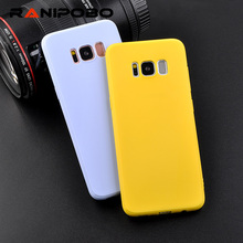 Soft TPU Candy Color Phone Case For Samsung