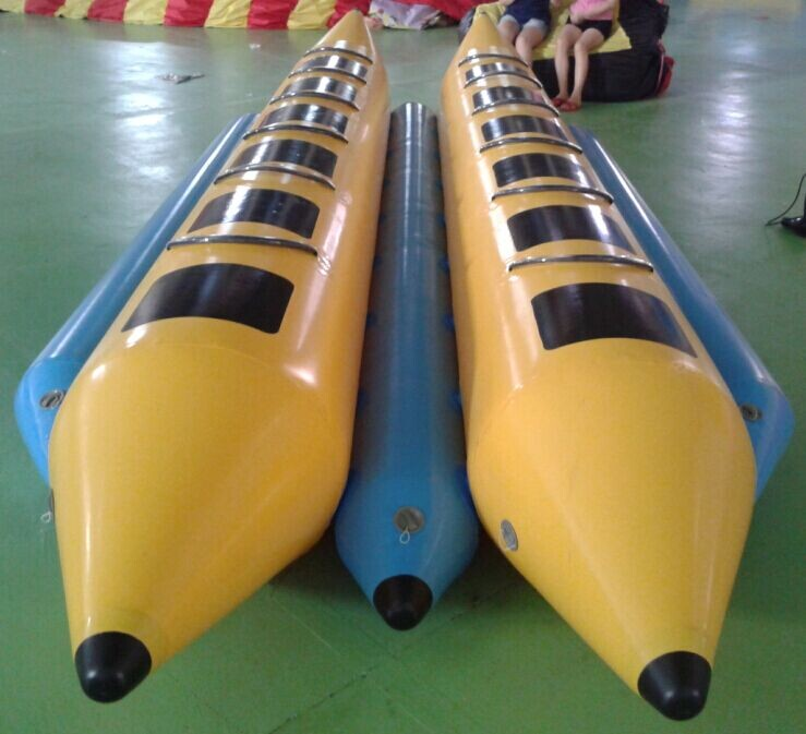 Custom Inflatable Banana Boat Towable Water Sport Ski Lake ...