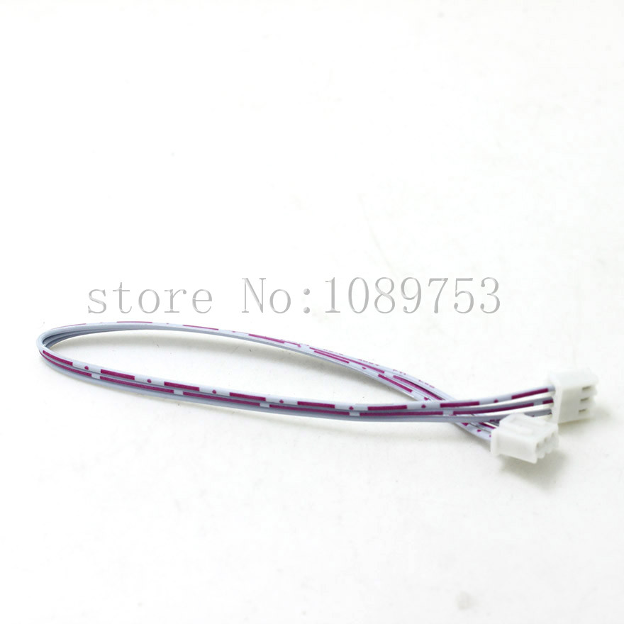 20 Pcs 10cm 3Pin JST XH Connector Cable Wire 2.54mm Pitch Female to Female