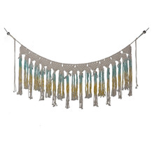 Pendant bohemian woven tapestry Nordic home decoration sofa background bed head