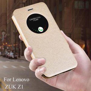 Flip Window Cover for Lenovo Z