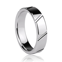 Engraved Customize Tungsten Jewelry Ring Wedding Bands Wedding Ring Men Ring Full Size 4 15