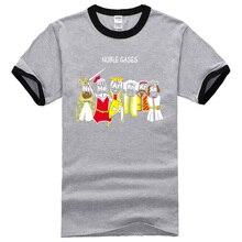 2017 summer funny brand clothing Science T Shirt Noble Gases T Shirt Man Chemistry short sleeve fashion t shirts men streetwear
