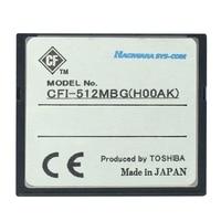 Qualität Großhandel Verwendet Original 512 MB CF Digitale Speicher Karte CF-KARTE Compact Flash Karte Für Computer Laptops Kostenloser Versand