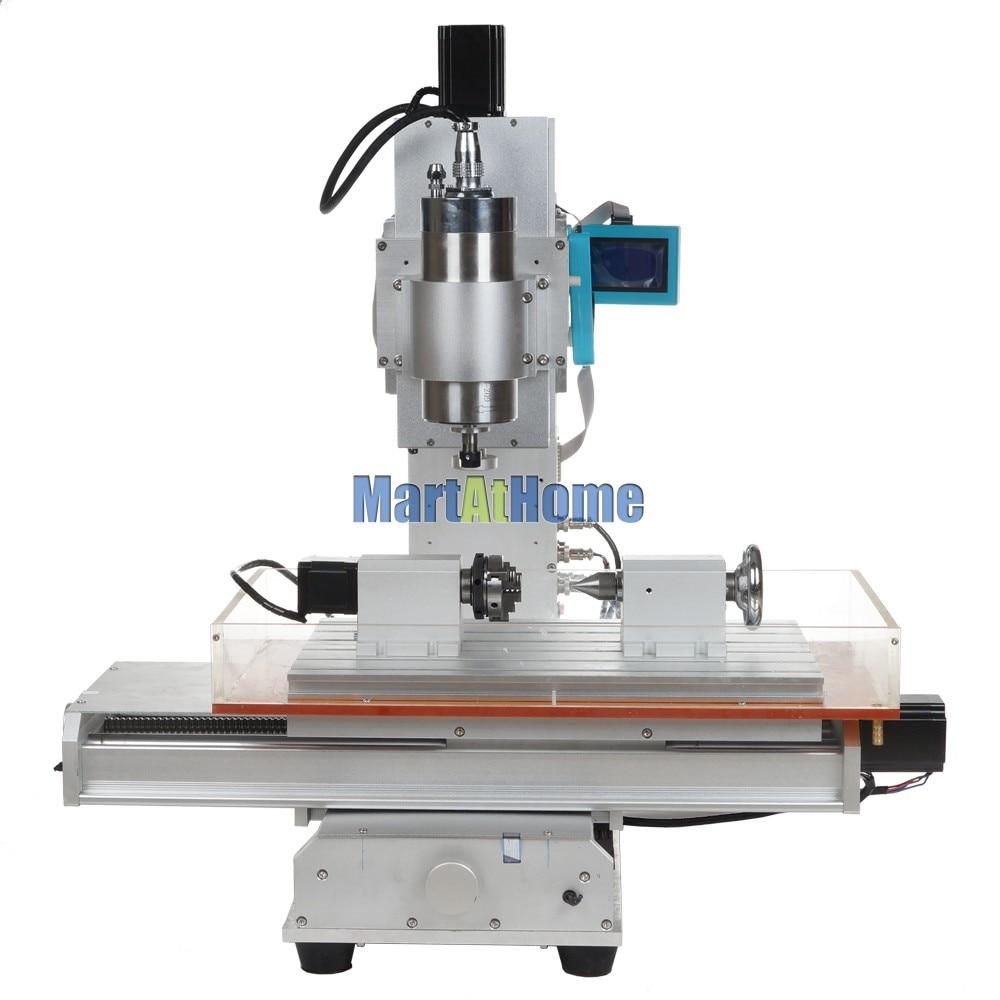 Tabla de máquina de enrutador de grabado CNC de alta precisión - Maquinaría para carpintería - foto 2