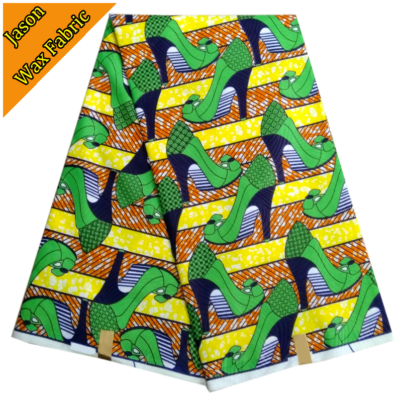 2017 Polyester wax fabric veritable African real wax prints fabrics high quality Ankara wax clothing for sewing LBL