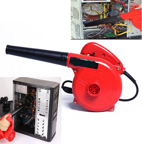 цена на New Electric Hand Operated Blower for Cleaning computer,Electric blower, computer Vacuum cleaner,Suck dust, Blow dust