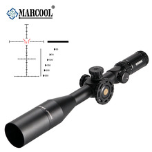 Marcool EVV 6-24X50 SFIRGL FFP Re-zero Turret-Lock Big Pistol Guns Optics Aim Sights  Hunting Equipment Rifle Scope For Hunter