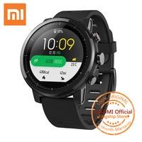 Original Xiaomi Huami Amazfit Smart Watch Stratos 2 GPS PPG Heart Rate Monitor Waterproof Sports Smartwatch
