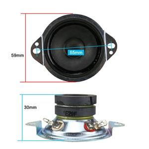 Image 4 - 2PCS For LG 2 inch Tweeter Dual Magnetic Treble Magnetic Liquid 8 Ohm 30W Rust