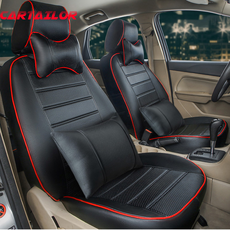 cartailor custom fit leatherette car seats for volvo xc70 seat covers cars interior accessories. Black Bedroom Furniture Sets. Home Design Ideas