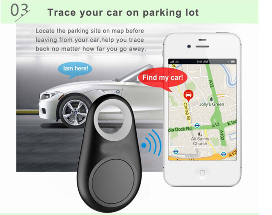 1PC Spy  GPS Tracking Finder Device Auto Car Pets Kids Motorcycle Tracker Track(China)