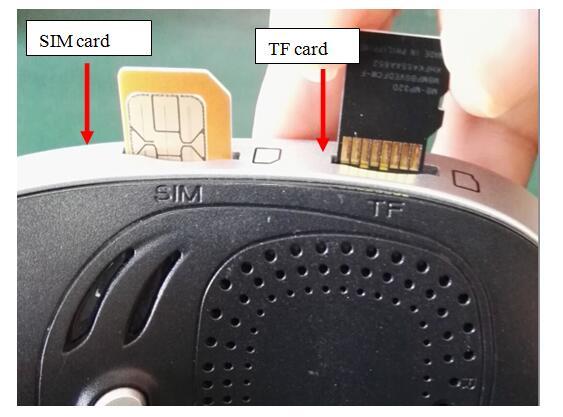 T1 Insert SIM card