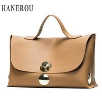 Fashion Lock Women Handbags High Quality Pu Leather Bags Handbags Women Famous Brands Big Capacity Ladies