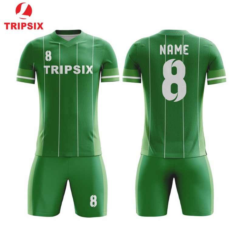 Army Green Color Men Football Shirts Thai Quality Football Shirt ...