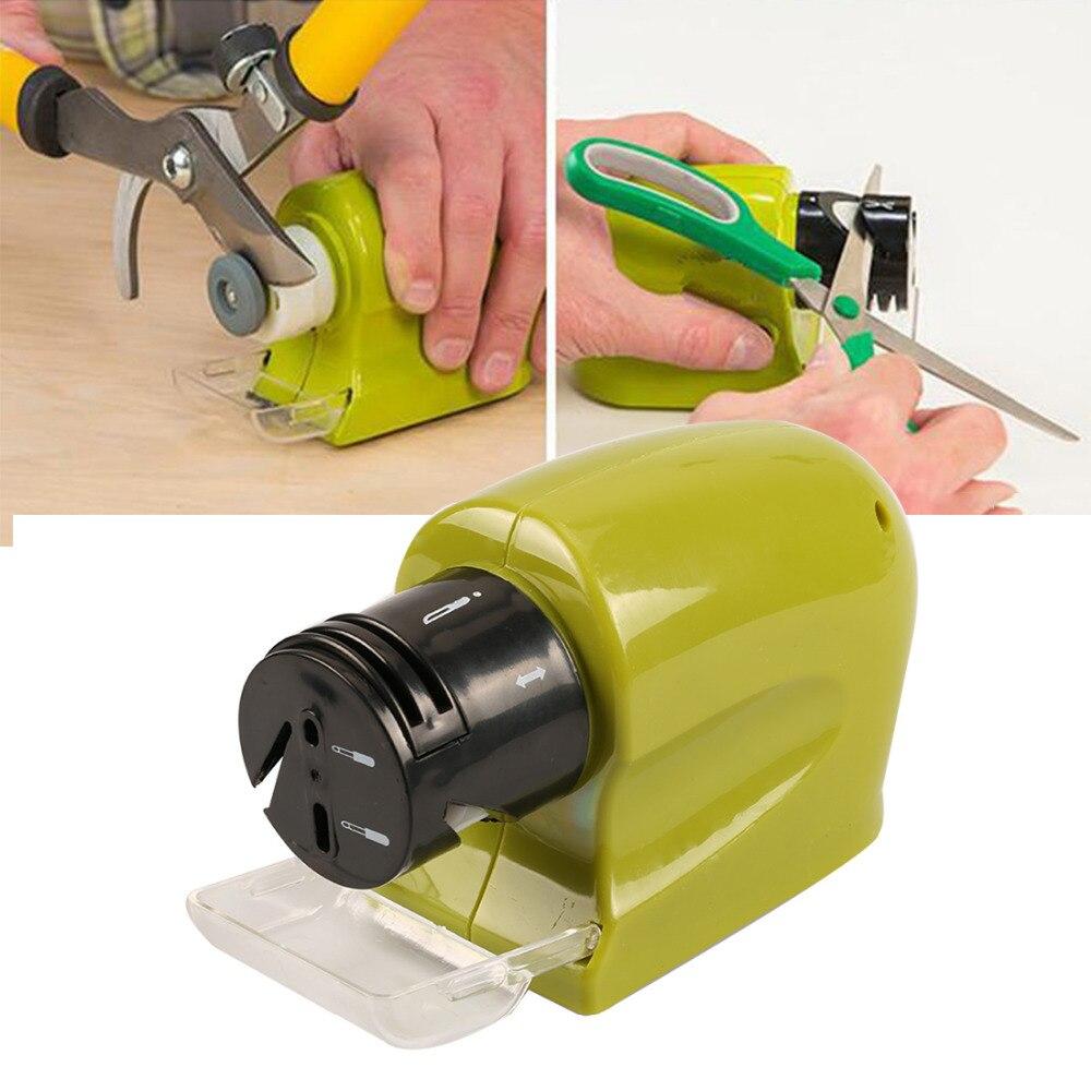 new professionale elettrico in ceramica strumenti attrezzo della cucina sistema di affilatura mola per affilare i