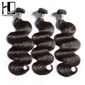 HJ Weave Beauty Grade 5A Brazilian Virgin Hair Body Wave Human Hair 3 Bundles Unprocessed Virgin Human Hair Weaves Bundles
