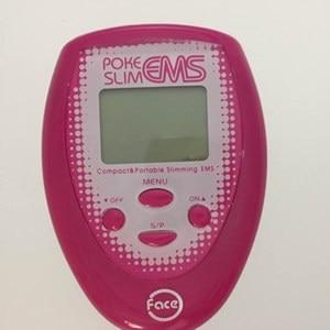 Image 2 - Elektryczny Mini twarzy odchudzanie Pad podnoszenia silikon regulowany ujędrniający klocki masaż punktowy Patch schudnąć