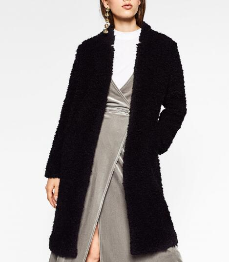 Compare Prices on Fleece Long Coat- Online Shopping/Buy Low Price ...