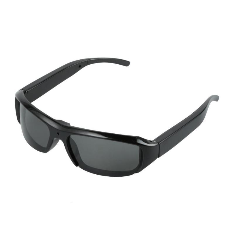 Sport Sunglasses HD 1080P Camera Car Driving Outdoor Sport Sunglasses Smart Glasses With Camera Mini DV цена