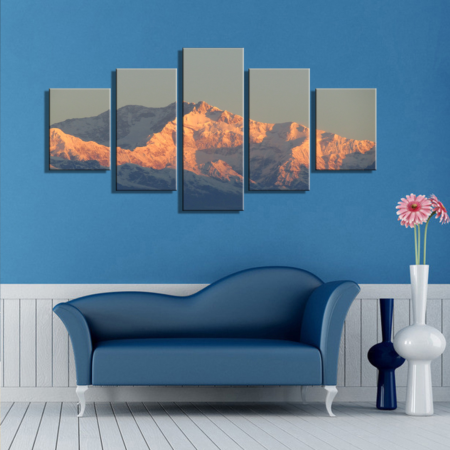 Dropshipping Decoration Drop Shipping Wall Art Set Canvas Paintings Decorative Hd