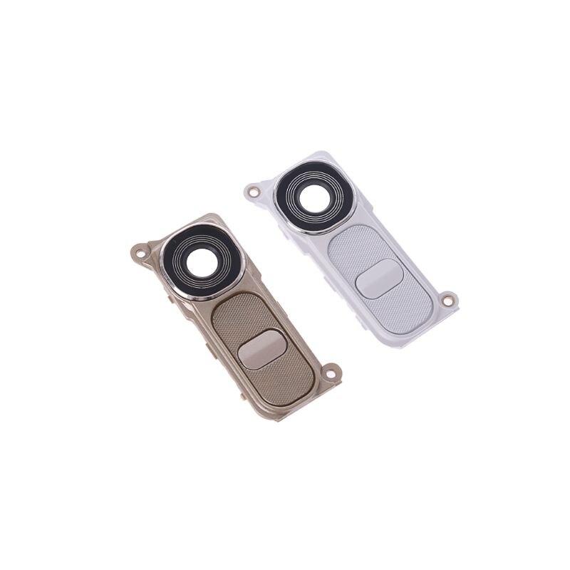 Funda de la cámara trasera de cristal para LG G4 H810 H811 H815 VS986 LS991 Marco de cristal para cámara trasera de alta calidad Anillo de lente JJC para Ricoh GR III GRIII GR3 Cámara reemplaza la tapa de anillo de decoración de lente Ricoh GN-1