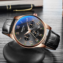 Mens Watch Luxury Brand Fashion Leather Quartz Watch Man Casual Business Male Wrist Watch Relogio Masculino erkek kol saati 2019 fashion erkek saat quartz watch bayan kol saati fashion casual leather three movements mens watches top brand luxury relogio box