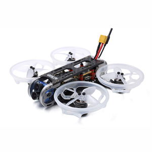 Image 4 - GEPRC CinePro 4K BNF/PNP FPV Racing Drone 4S Compatiable with F722/F405 Flight Controller 115mm 5.8g 48CH 500mW VTX
