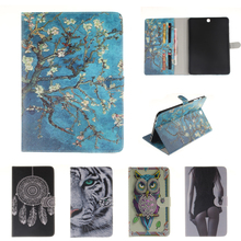 Case for coque Samsung Galaxy Tab S2 9.7 T810 T815 Stand Case Tablet Cover for Samsung Tab S2 9.7